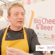 Sean Wilson at the Big Cheese and Beer Festival 2016